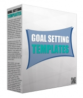 Goal Setting Template Guide Private Label Rights