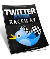 Twitter Traffic Raceway Private Label Rights