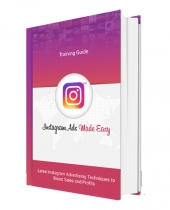 Instagram Ads Made Easy Private Label Rights