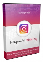 Instagram Ads Made Easy OTO Private Label Rights