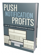 Push Notification Profits Private Label Rights
