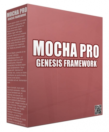 Mocha Pro Genesis Framework WordPress Theme