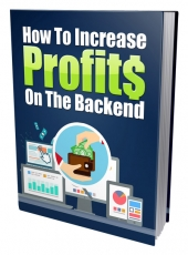How to Increase Profits on the Backend Private Label Rights