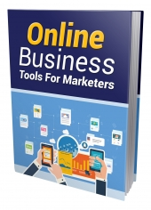 Online Business Tools For Marketers Private Label Rights