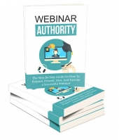 Webinar Authority Private Label Rights