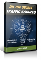 24 Top Secret Traffic Sources Private Label Rights