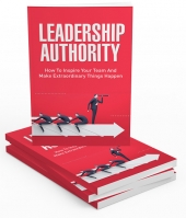 Leadership Authority Private Label Rights