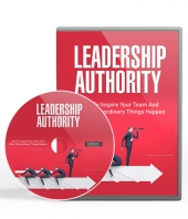 Leadership Authority Gold Private Label Rights