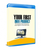 Your First Info Product Private Label Rights