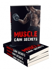 Muscle Gain Secrets Private Label Rights