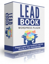 Lead Book WP Plugin Private Label Rights