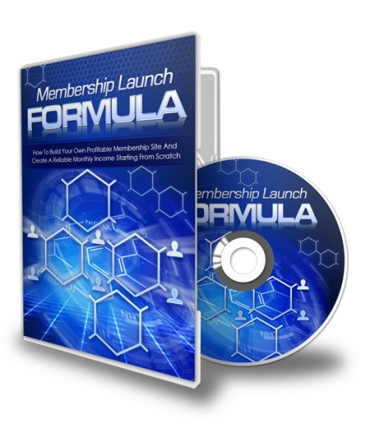 Membership Launch Formula V2