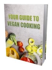 Your Guide to Vegan Cooking Private Label Rights