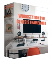 Workstation Pro Genesis Theme Framework Private Label Rights