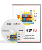 Profit From PLR GOLD Private Label Rights
