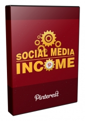 Social Media Income - Pinterest Private Label Rights