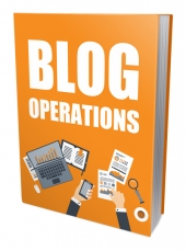 Blog Operations Private Label Rights