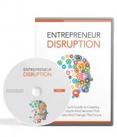 Entrepreneur Disruption Gold Private Label Rights