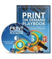 Print On Demand Playbook Hands On Private Label Rights