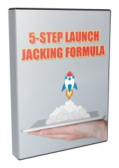 5-Step Launch Jacking Formula Private Label Rights