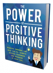The Power of Positive Thinking Private Label Rights