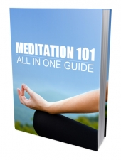 Meditation 101 Private Label Rights