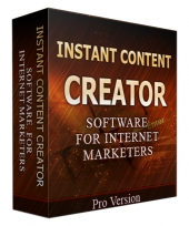 Instant Content Creator Private Label Rights