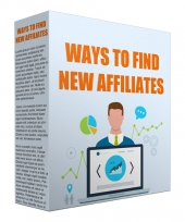 Ways To Find New Affiliates Private Label Rights