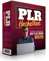 PLR Hackathon Private Label Rights