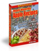 Mouth-Watering Apple Recipes Private Label Rights