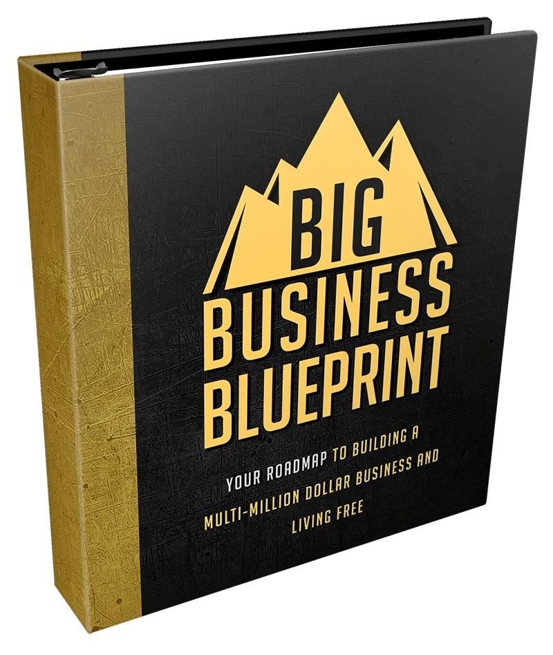 Business blueprint big business blueprint malvernweather Gallery