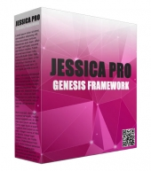 Jessica Pro Genesis Framework WordPress Theme Private Label Rights