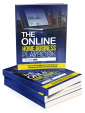 Online Home Business Playbook Private Label Rights