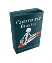 Cheatsheet Blaster Software Private Label Rights