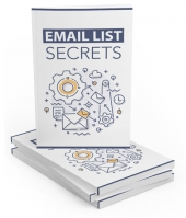 Email List Secrets Step-by-Step Guide Private Label Rights