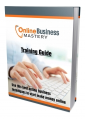 Online Business Mastery Private Label Rights