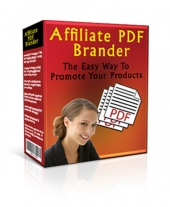 Affiliate PDF Brander Software Private Label Rights
