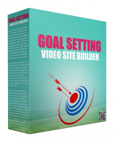 Goal Setting Video Site Builder Software
