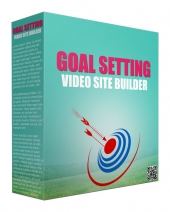 Goal Setting Video Site Builder Software Private Label Rights