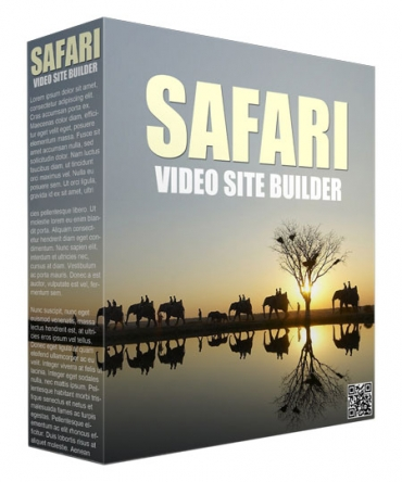 Safari Video Site Builder