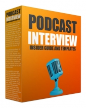 Podcast Interview Template Private Label Rights