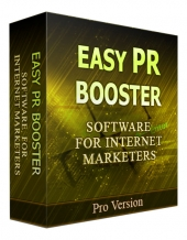 Easy PR Booster Updated Private Label Rights