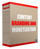Content Branding And Monetization Templates Private Label Rights