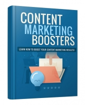 Content Marketing Boosters Private Label Rights