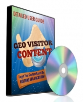 GEO Visitor Private Label Rights