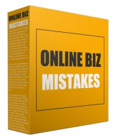 Online Biz Mistakes Private Label Rights