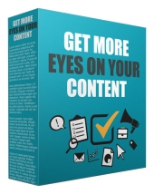 Get More Eyes On Your Content Private Label Rights