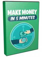 Make Money In 5 Minutes Private Label Rights