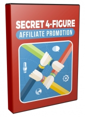 Secret 4 Figure Affiliate Promotion Private Label Rights