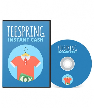 Teespring Instant Cash